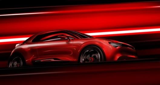 Kia Geneva concept2