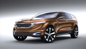 The Kia Cross GT concept